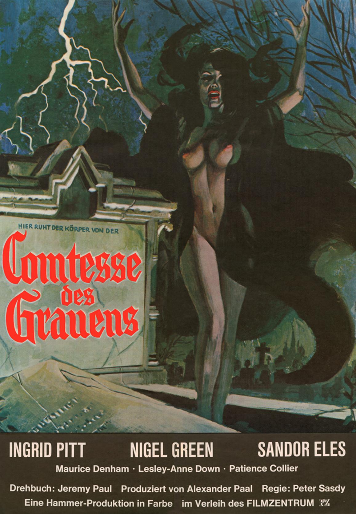 Comtesse des Grauens